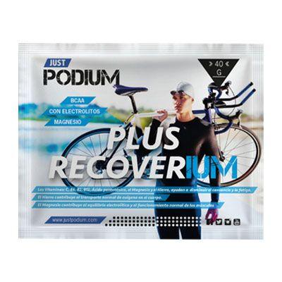 Plus recoverium, con su aporte en Magnesio, contribuye al funcionamiento normal de los músculos.