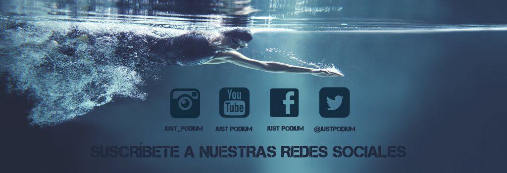 Suscríbete a nuestras redes sociales Just Podium