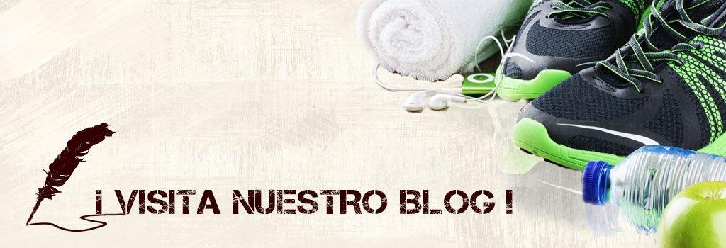 Visita nuestro blog sobre nutrición y deporte