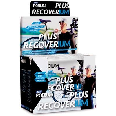Plus recoverium 12 sobres BCAA Leucina, Isoleucina, Valina