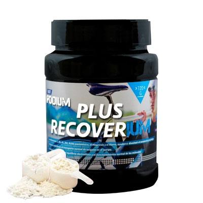 Plus recoverium 720gr BCAA Leucina, Isoleucina, Valina