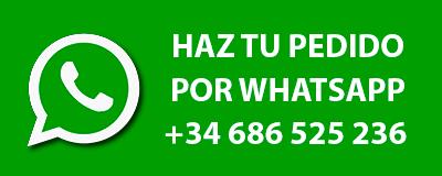 Haz tu pedido online de suplementos deportivos por whatsapp
