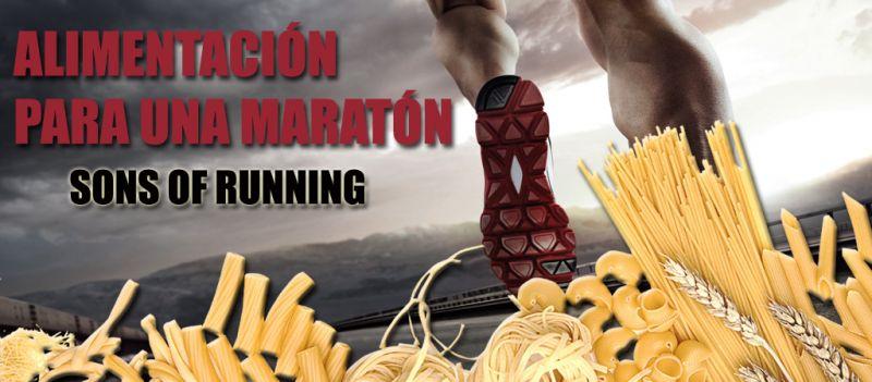 Qué cenar para una maratón