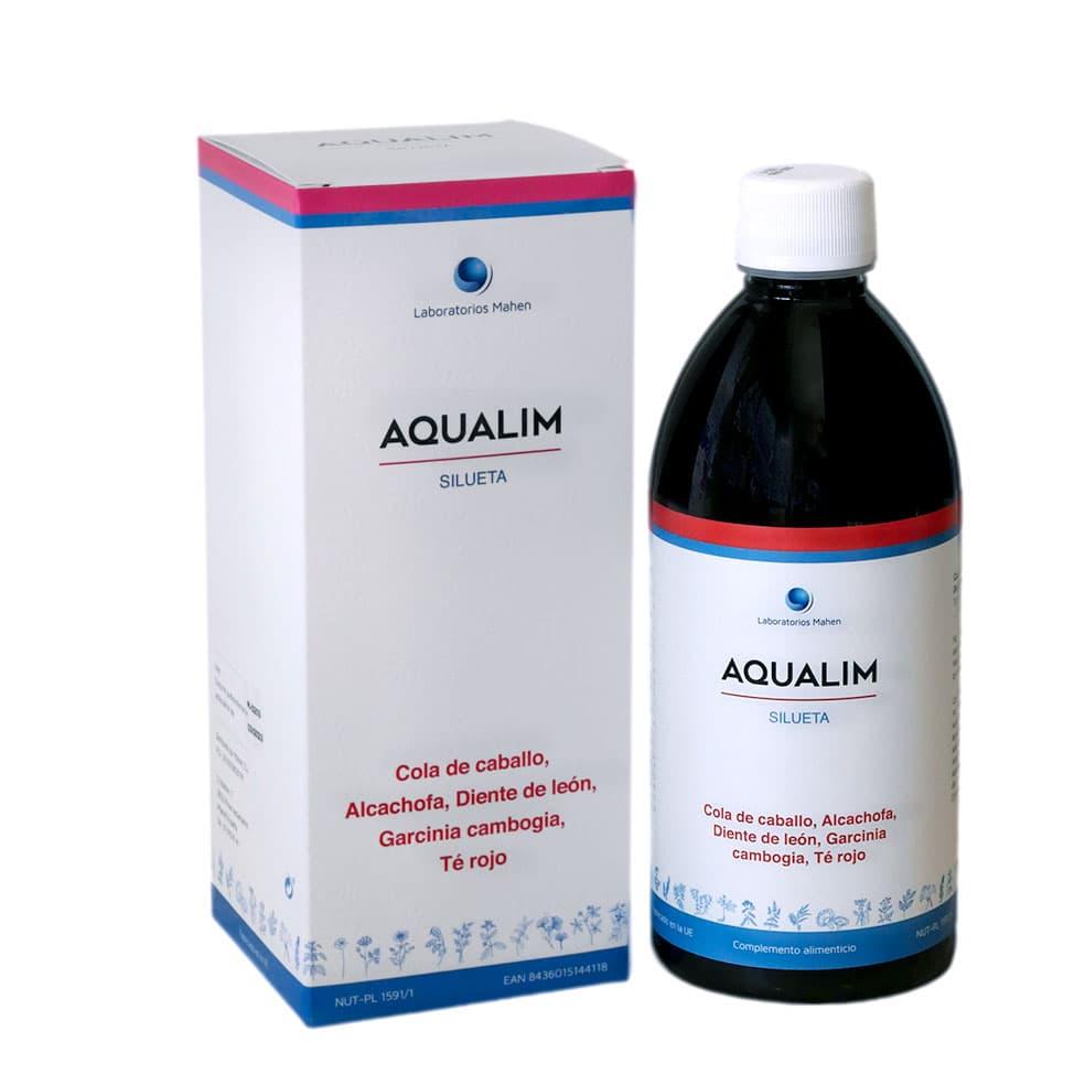 AQUALIM, Tu ayuda natural para evitar la retención de líquidos.