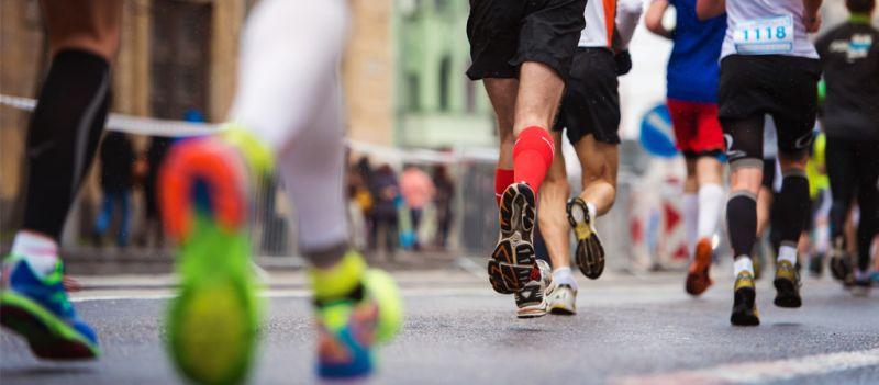 Diario de una atleta en una maratón