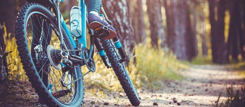Diferentes rutas de España para mejorar los entrenamientos de ciclistas.