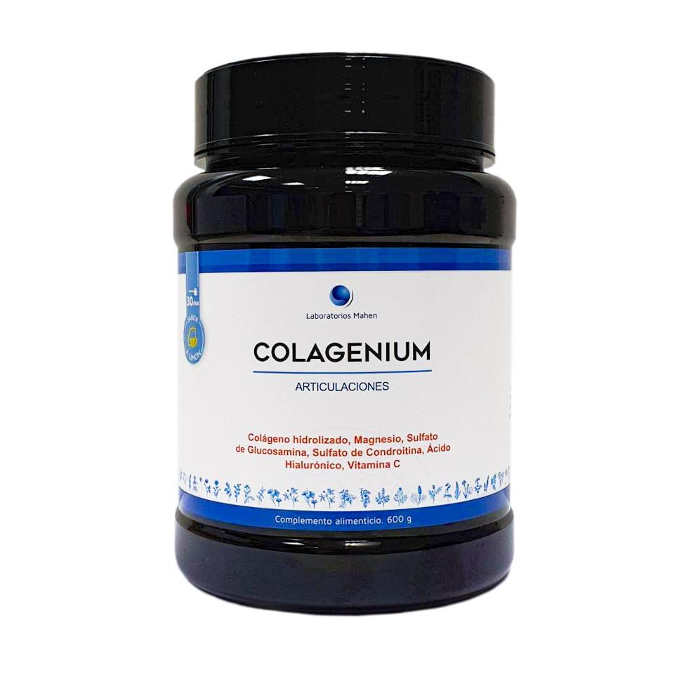 Colagenium con magnesio y colageno además de vitamina C de Just Podium