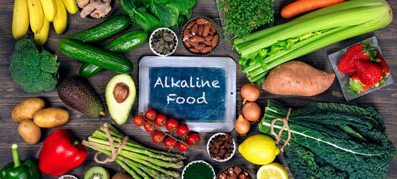 Dieta alcalina es bueno para la salud