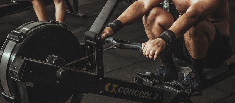 Entrenar correctamente en el gimnasio
