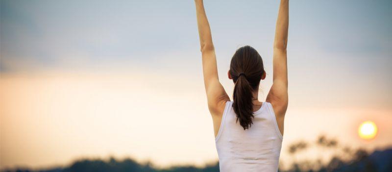 El entrenamiento por la mañana hará que rindas más en tus entrenamientos.