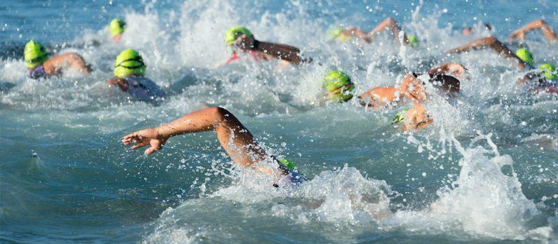 Todo triatleta debe fijarse un plan de entrenamiento para enfrentarse a una prueba llena de obstáculos