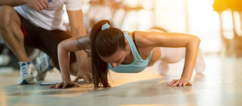 Vuelve a entrenar después de haber sufrido una lesión