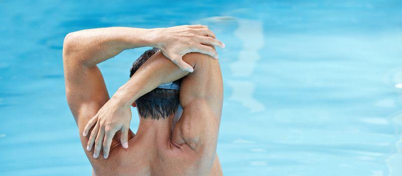 No cometas errores que puedan frenar tus entrenamientos de natación.