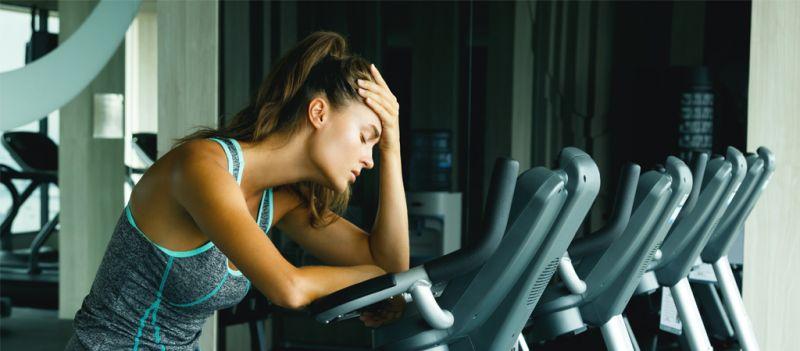 El estrés puede afectar negativamente al entrenamiento de los deportistas
