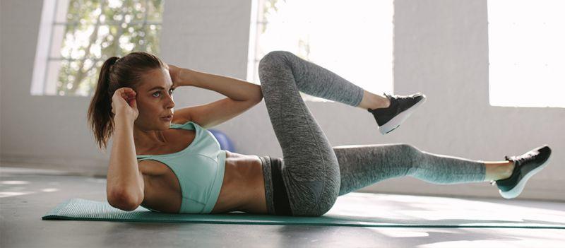 Conoce los beneficios tanto físicos como para la salud, que proporciona entrenar el abdomen
