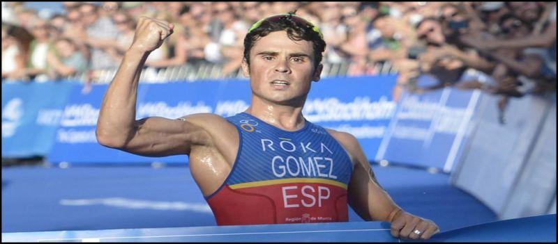 Javier Gómez Noya es un ejemplo a seguir gracias a su historia de superación