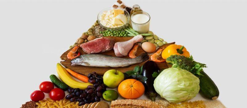 Descubre el cambio que ha sufrido la pirámide nutricional