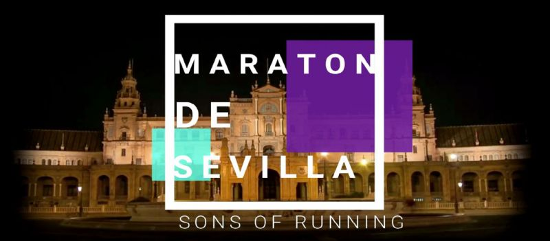 Sons of Running y Maratón de sevilla