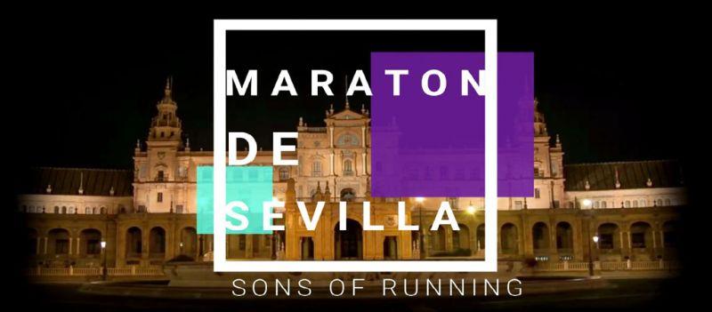 Sons of Running y Maratón de sevilla