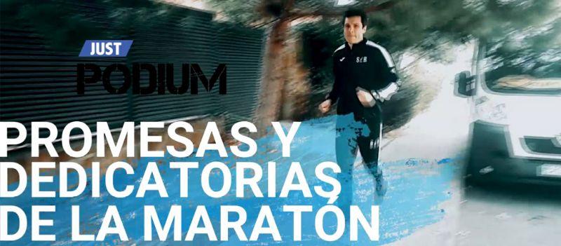Declaraciones sobre maraton de sevilla