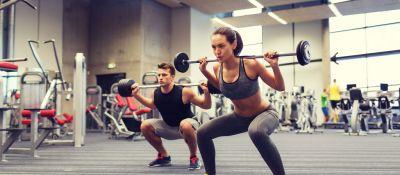 Mejora en el gimnasio