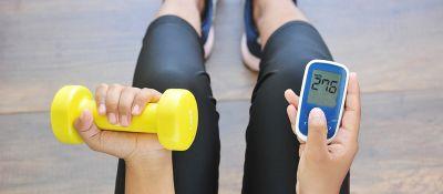 Diabetes y actividad fisica