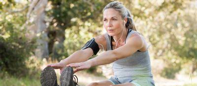Conoce al detalle como mantenerte en forma durante la menopausia