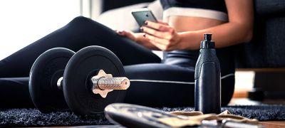 Consejos para entrenar en casa II