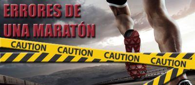 Averigua como evitar errores en una maratón