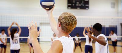 Voleibol, un deporte muy completo