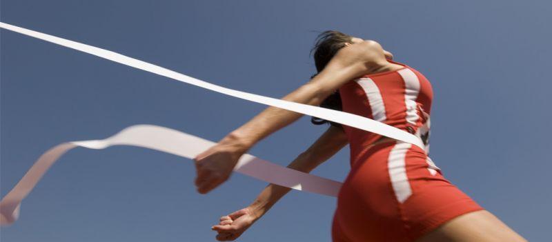 Márcate metas deportivas para lograr tus objetivos