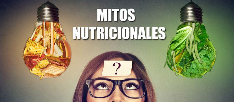 Averigua la certeza de estos 7 mitos nutricionales