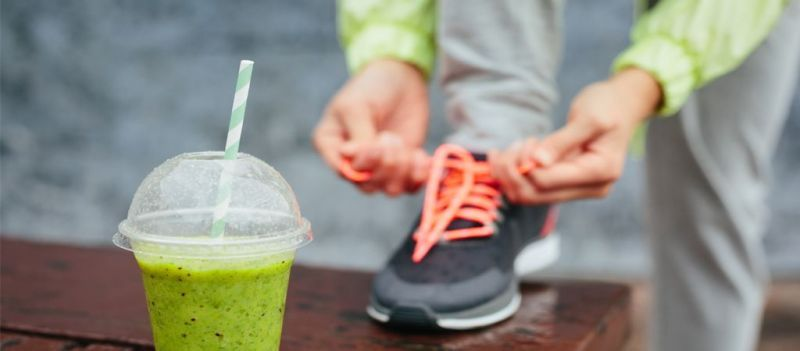 Aprende a cuidar lo que comes durante la preparación de un triatlón