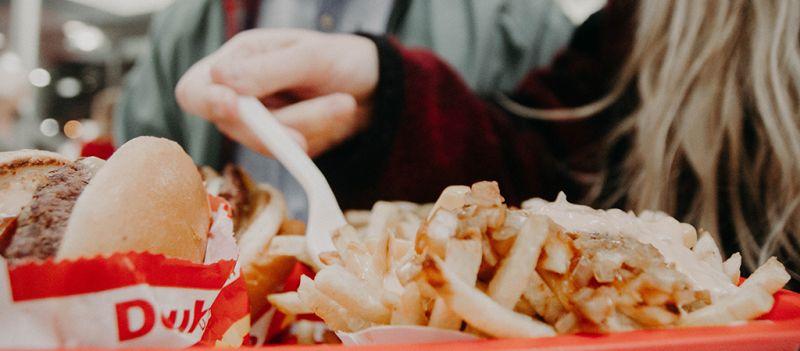 Comida basura, mejorar salud