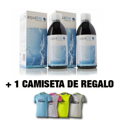 Pack Detox + Camiseta de regalo