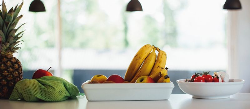 Platano, fruta ideal para deportistas
