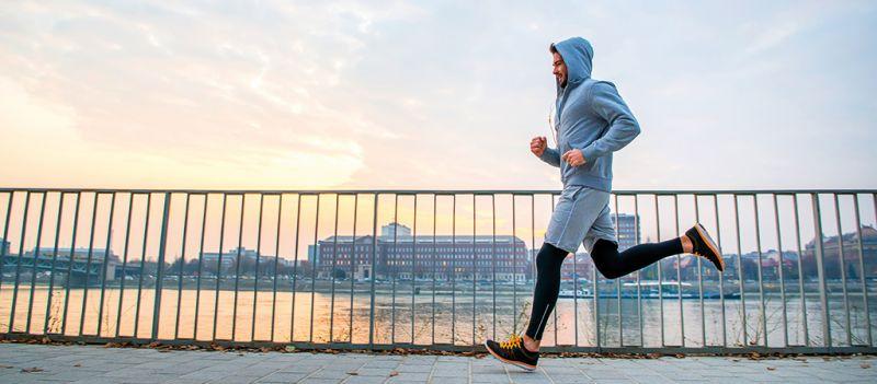 Prendas compresión para correr