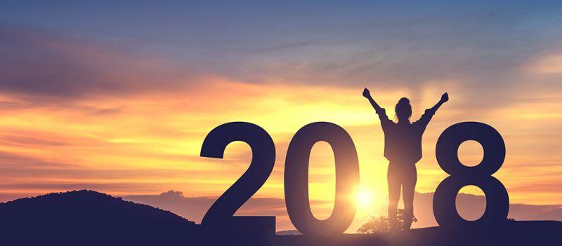 Empieza el 2018 cumpliendo todos tus propósitos