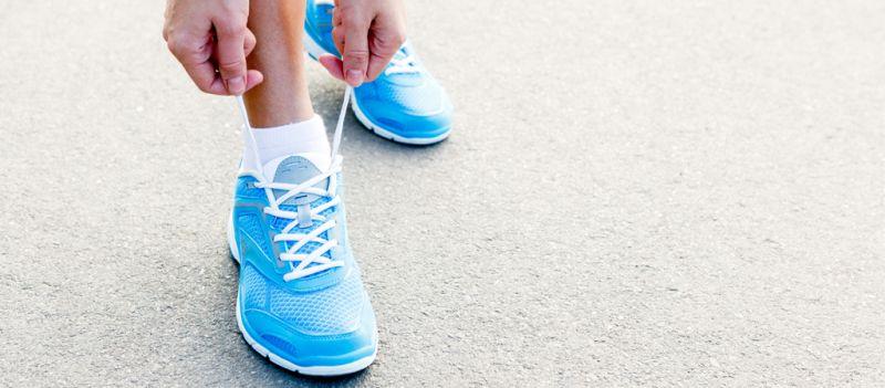 Conoce como deben ser las zapatillas más adecuadas para entrenar.
