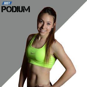 Conoce a nuestra atleta Alba Martín, especializada en el sector de velocidad