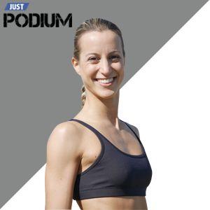 Instructora fitness y miembro del equipo Just Podium
