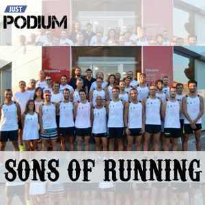 Conoce a Sons of running, parte fundamental dentro del equipo Just Podium.