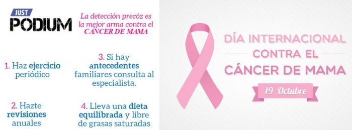 deporte contra cáncer de mama (Infografía)
